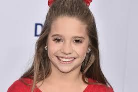 Dancer Mackenzie Ziegler - age: 13