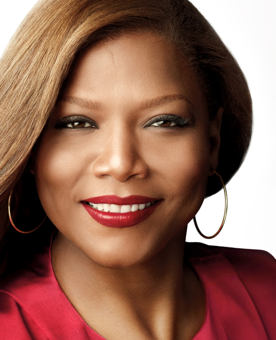 singer, songwriter, rapper, actress, model, television producer, record producer, comedienne Queen Latifah - age: 46