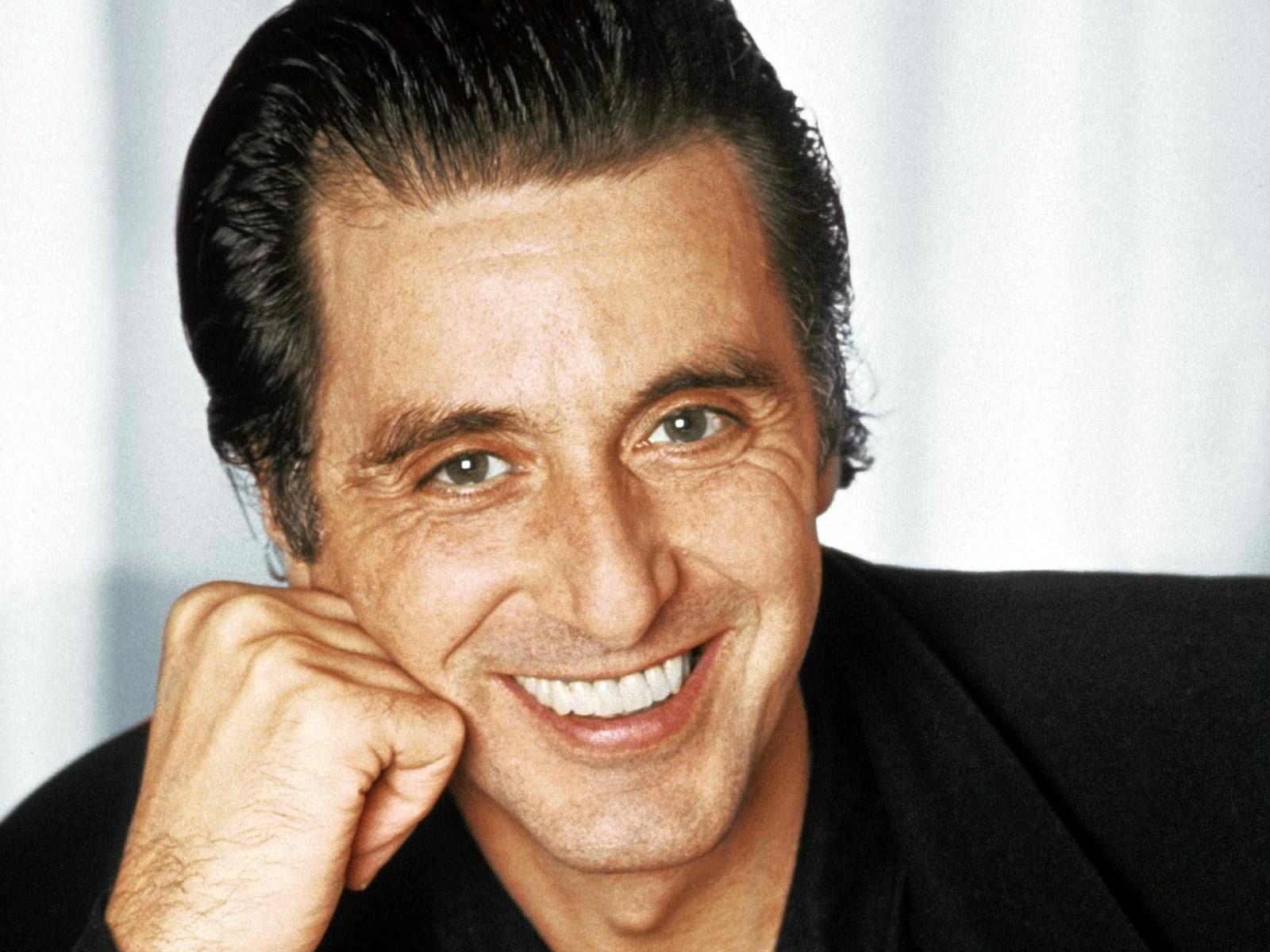 Actor Al Pacino - age: 77