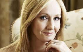 Author J.K.Rowling - age: 55