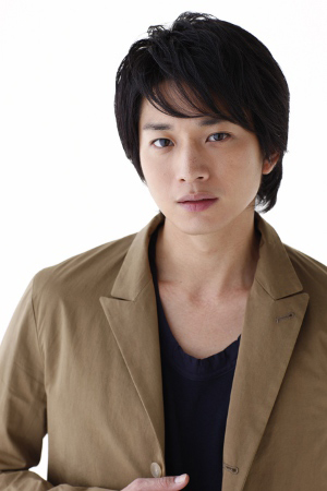 Actor Osamu Mukai - age: 35