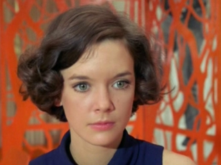 Actress Pamela Franklin - age: 70