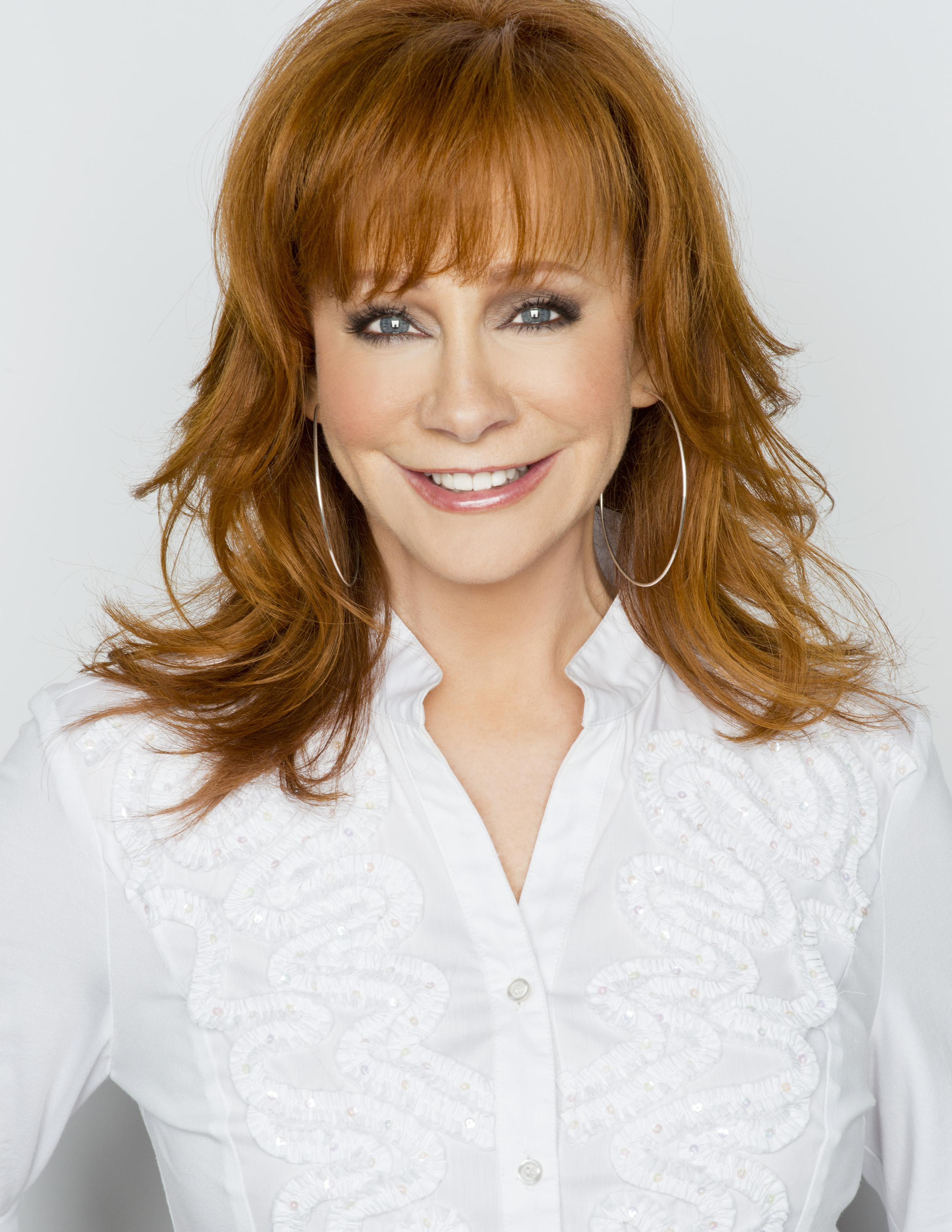 country singer, actress, musician Reba McEntire - age: 65