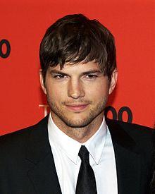 Actor, Producer Ashton Kutcher - age: 41