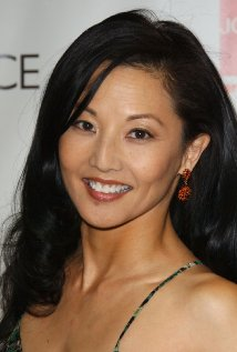 Actress Tamlyn Tomita - age: 55
