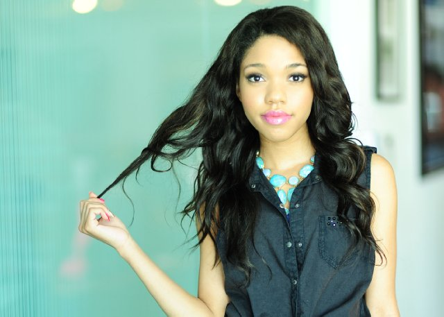 Actress Teala Dunn - age: 21