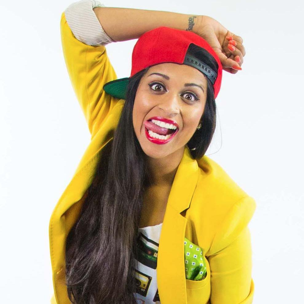 Web Video Star Lilly Singh - age: 32