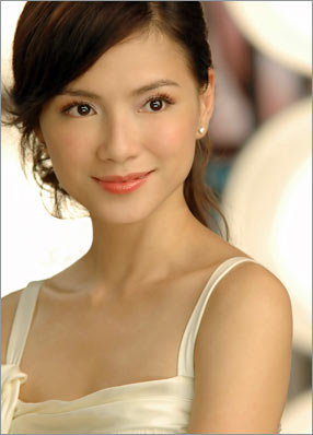 Actress, singer Angelica Lee - age: 44