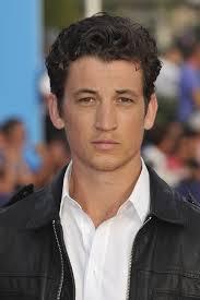 Actor Miles Teller - age: 34