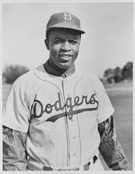 baseball player jackie Robinson - age: 53