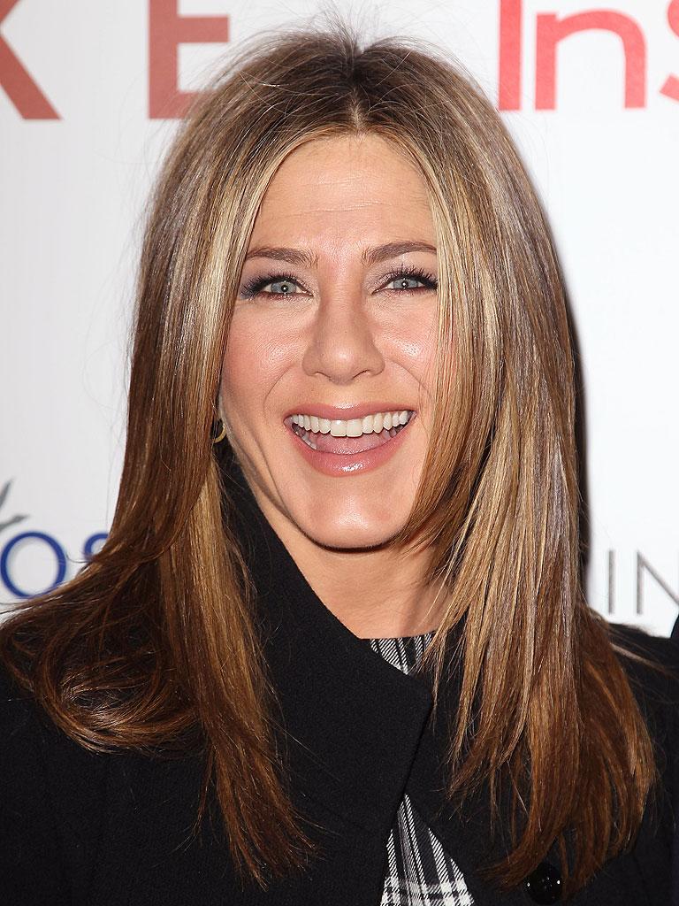 Actress Jennifer Aniston  - age: 52
