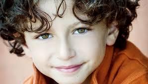 Actor August Maturo - age: 10