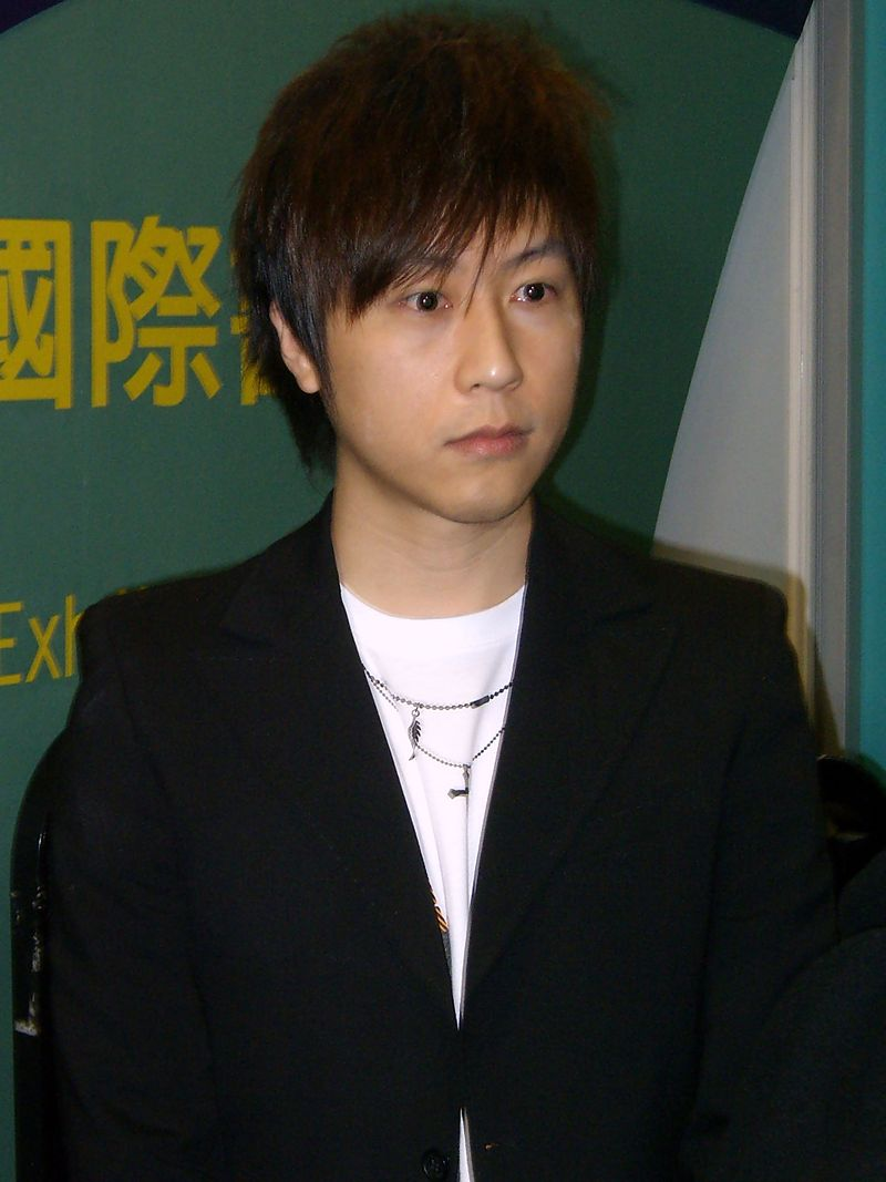 singer/songwriter and author Chen Ashin - age: 45