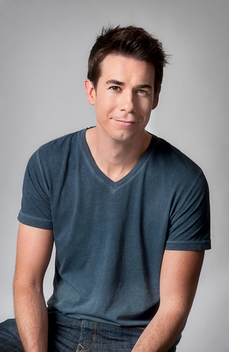 Actor Jerry Trainor - age: 43