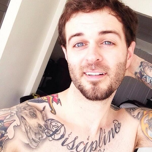 Web Video Star Curtis Lepore - age: 37