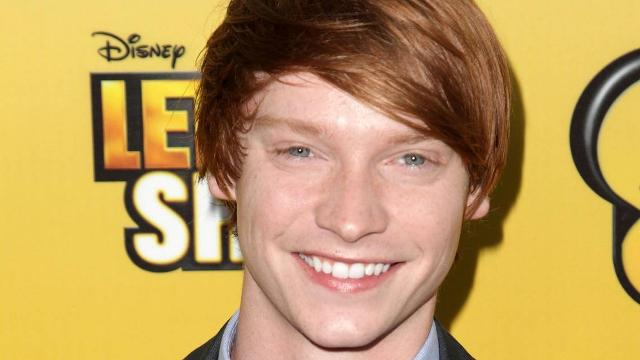 Actor Calum Worthy - age: 26