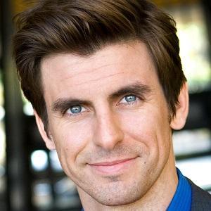 Actor Cooper Barnes - age: 38