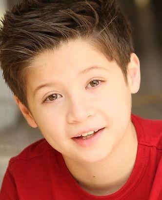 Actor Davis Cleveland - age: 18