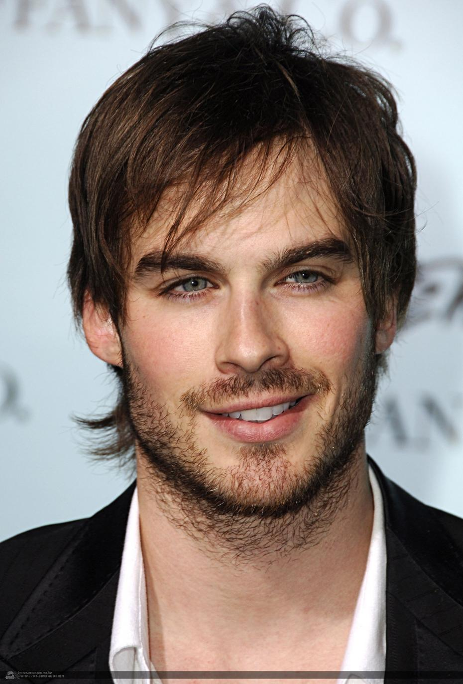 Actor Ian Somerhalder - age: 38