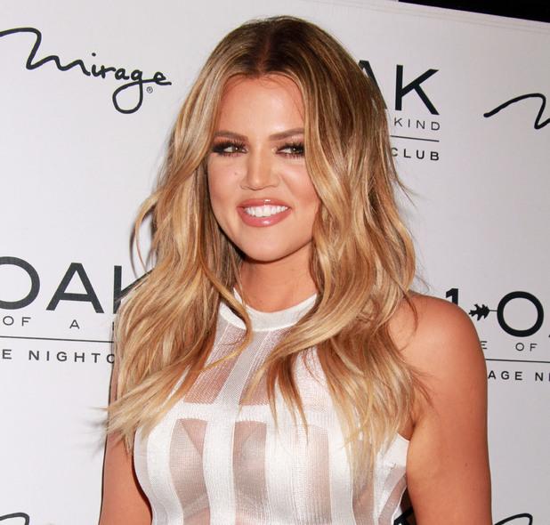 Reality Star Khloé Kardashian - age: 33