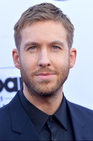 Singer Calvin Harris - age: 37