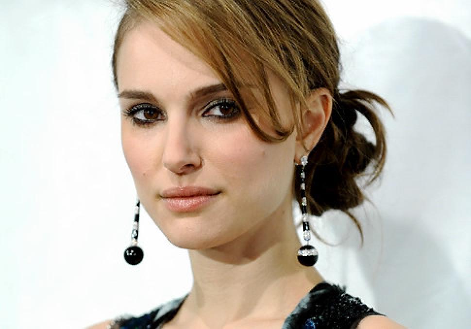 Actress Natalie Portman - age: 40