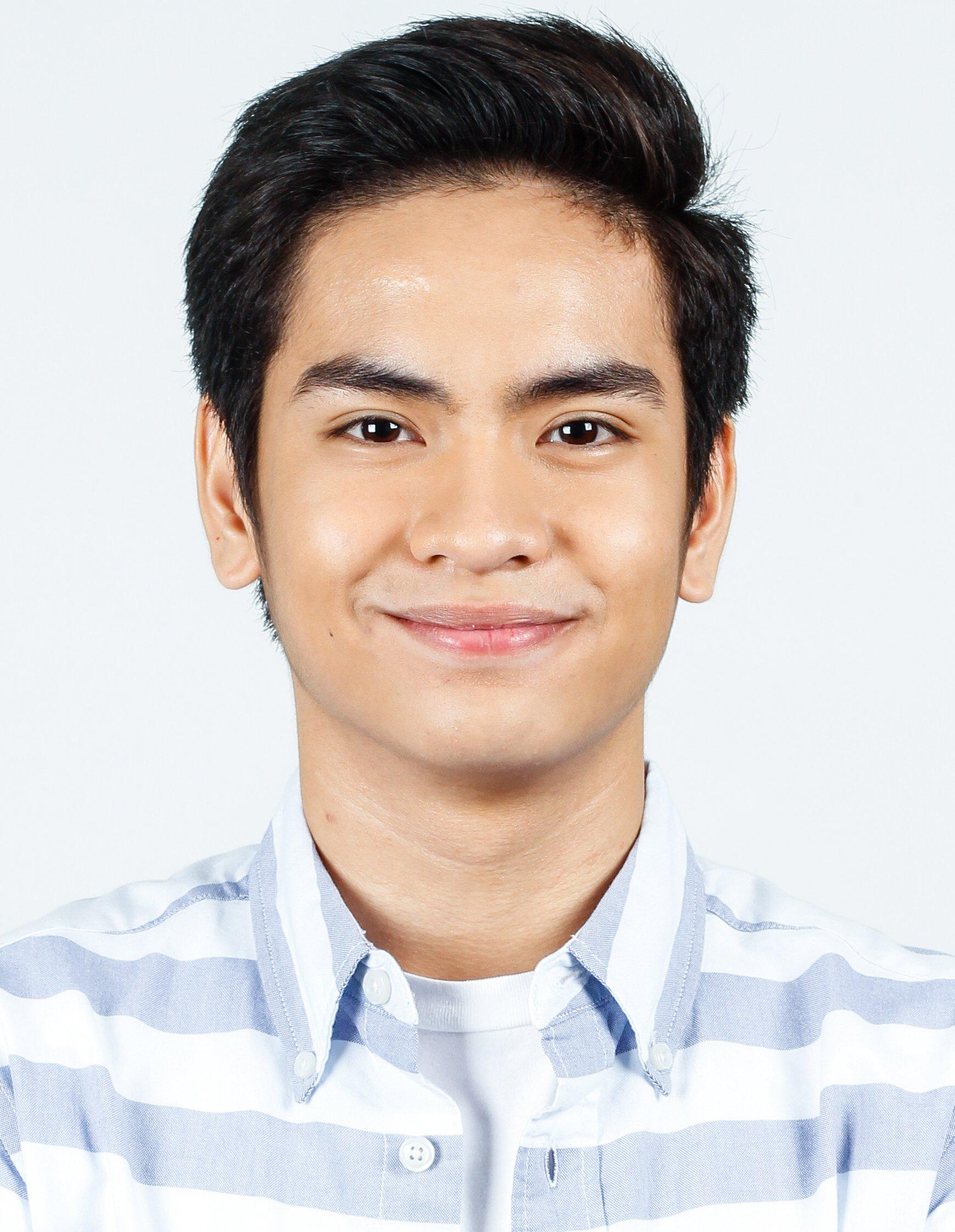Actor Jairus Aquino - age: 18