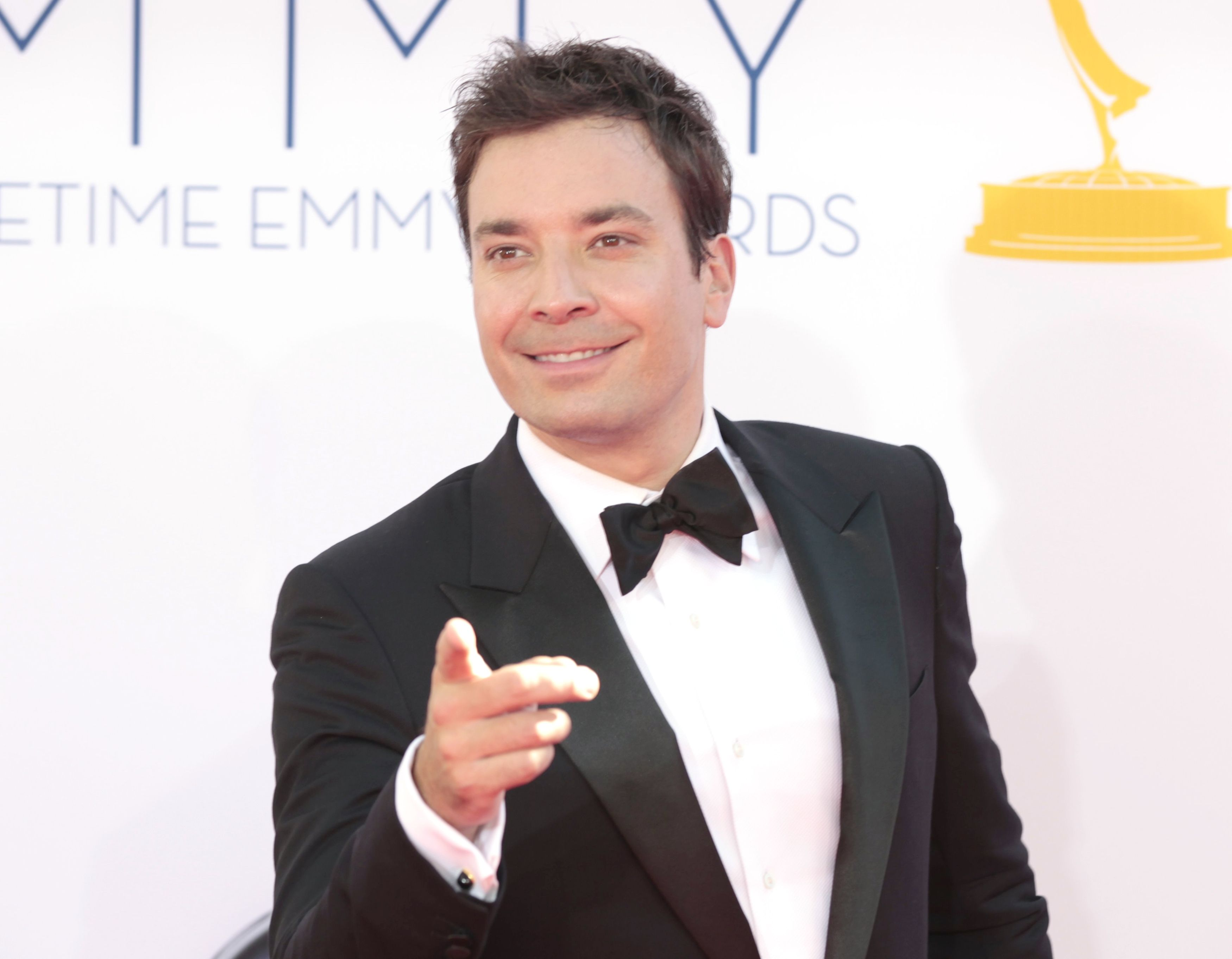 Television host Jimmy Fallon  - age: 42