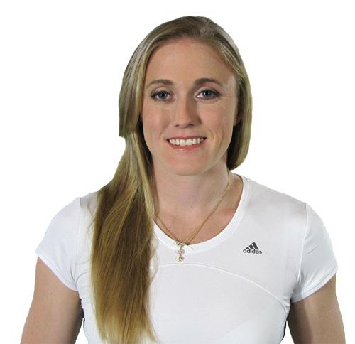 Runner Sally Pearson - age: 35