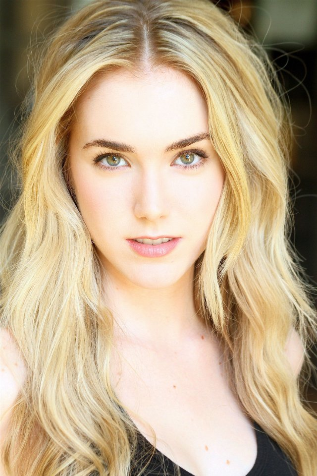 Movie actress Spencer Locke - age: 25
