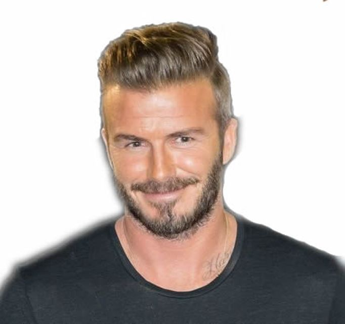 Soccer Player David Beckham - age: 45