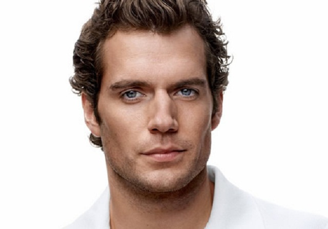 Actor Henry Cavill - age: 38