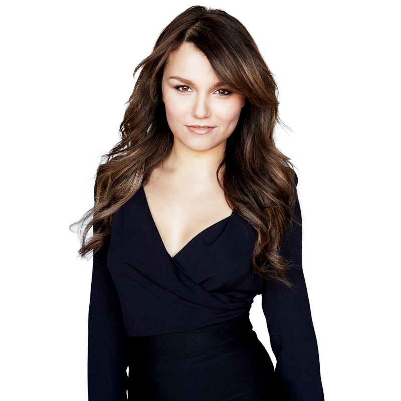 Actress, singer Samantha Barks - age: 30