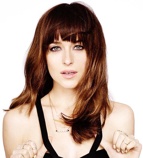 Actress Dakota Johnson - age: 31