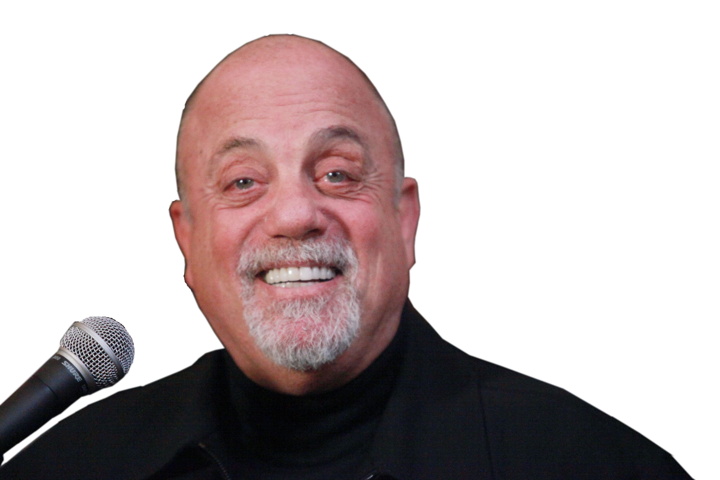 Singer Billy Joel - age: 71
