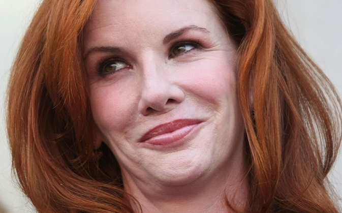 Actress Melissa Gilbert - age: 56