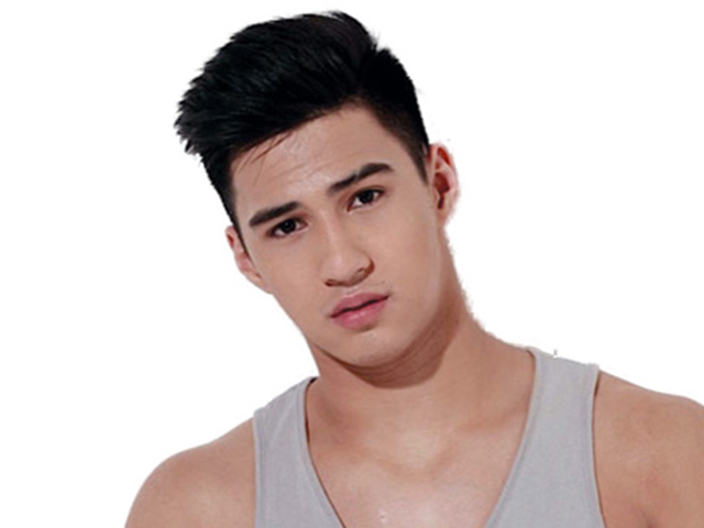 Actor Albie Casino - age: 27