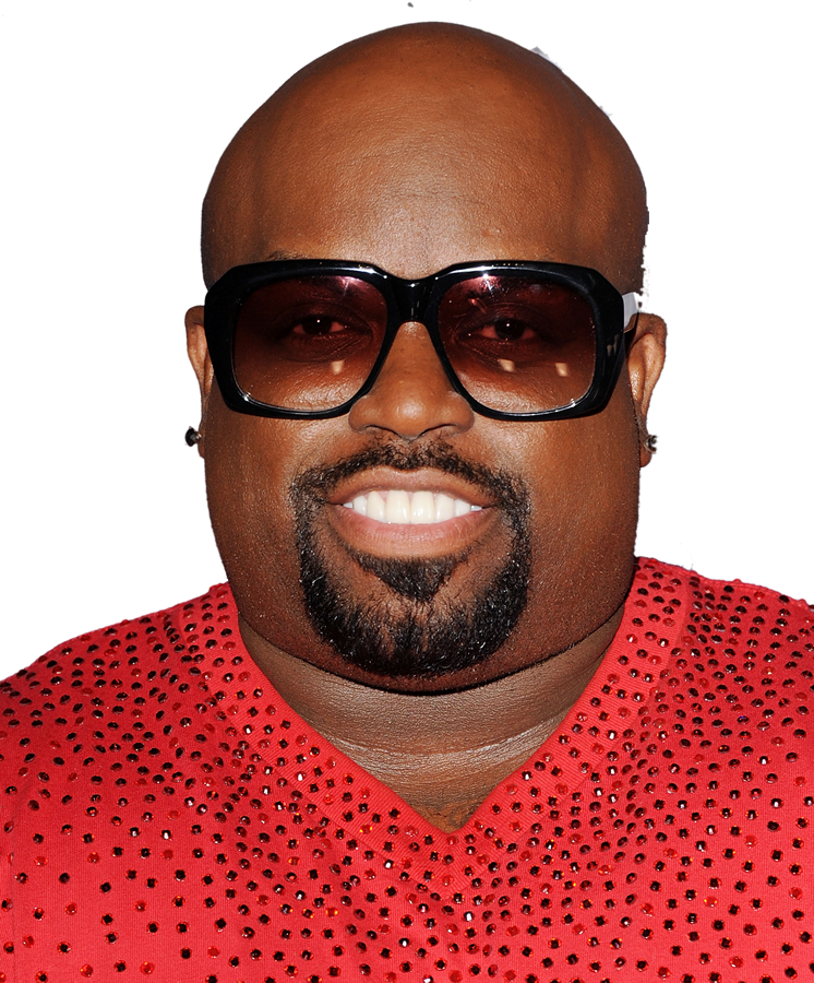 Singer Cee Lo Green - age: 43
