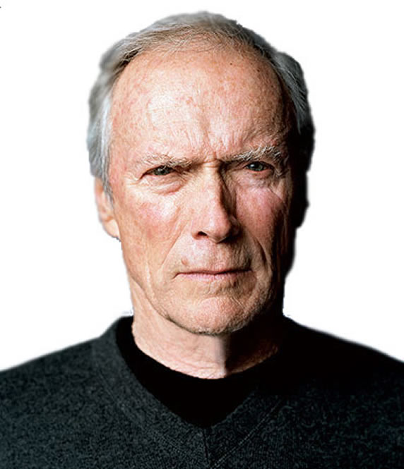 Film Actor, Producer, Director Clint Eastwood - age: 91