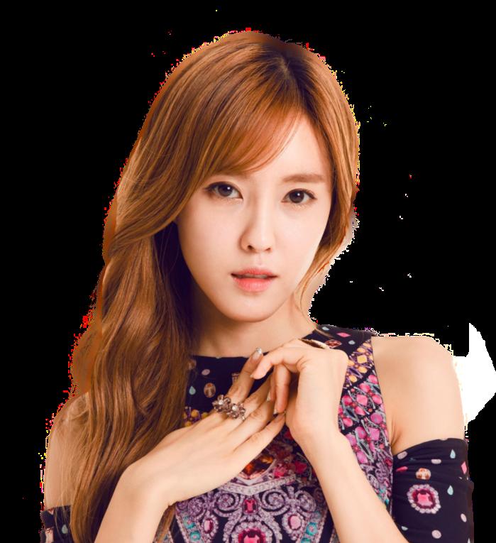 Singer Hyomin - age: 31