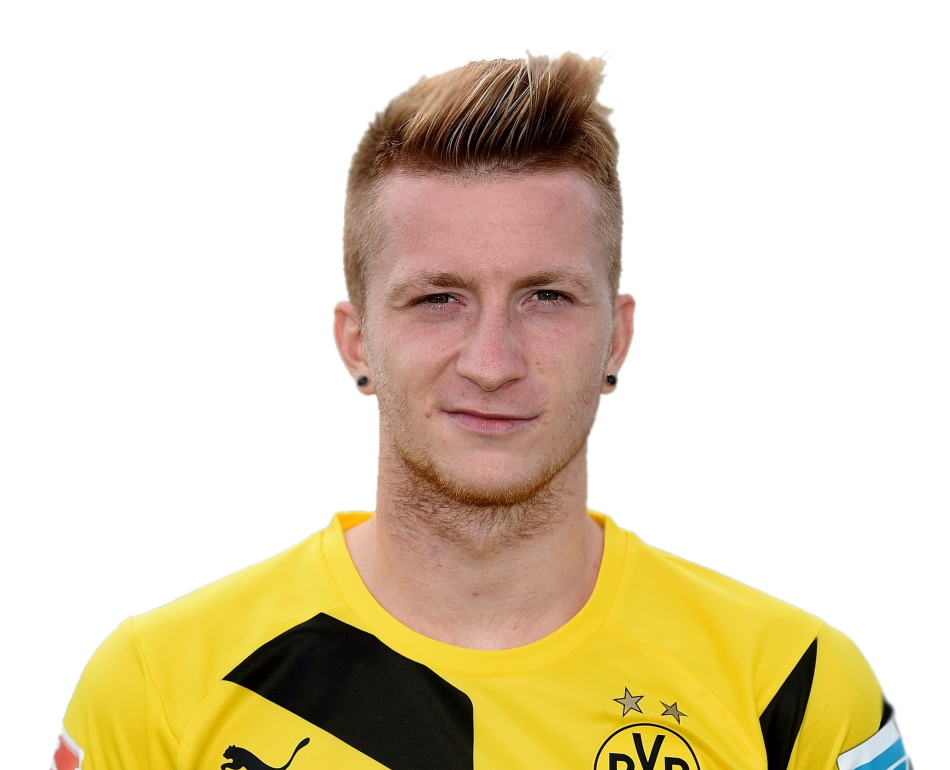 Soccer Player Marco Reus - age: 31