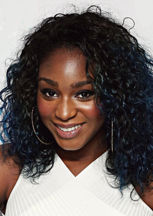 Singer Normani Kordei - age: 21