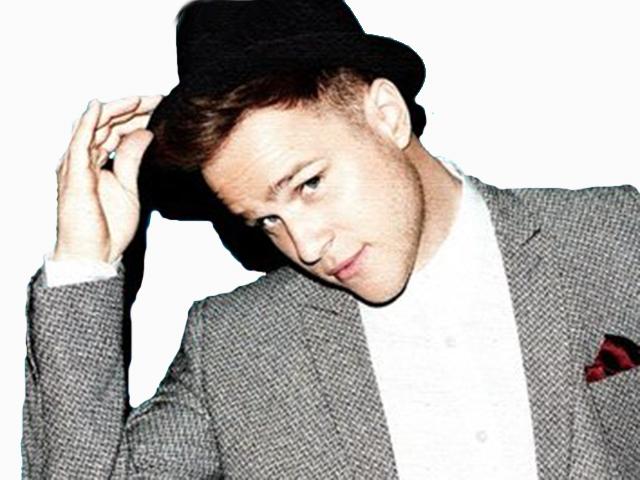 Singer Olly Murs  - age: 37