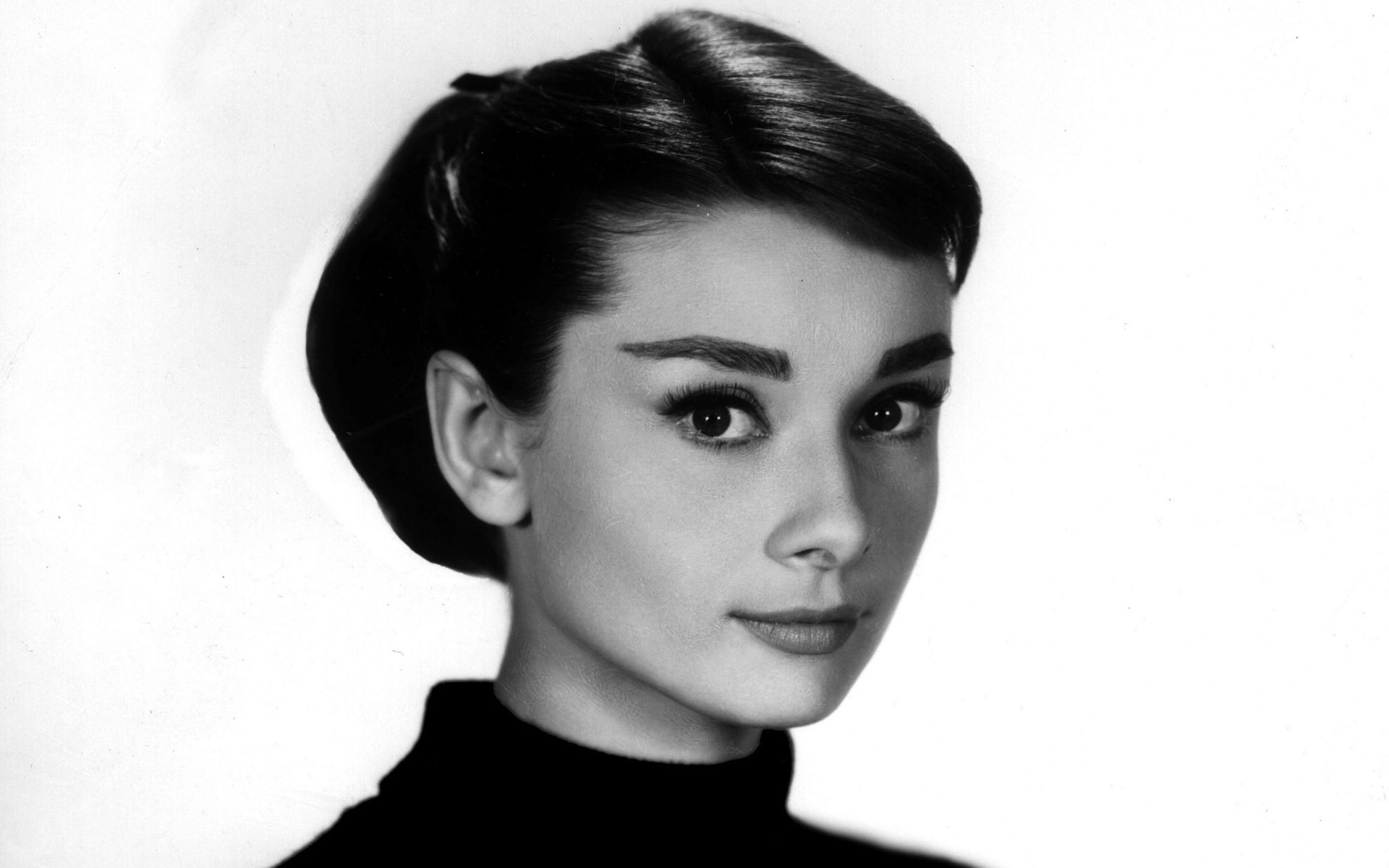 Actress Audrey Hepburn - age: 63