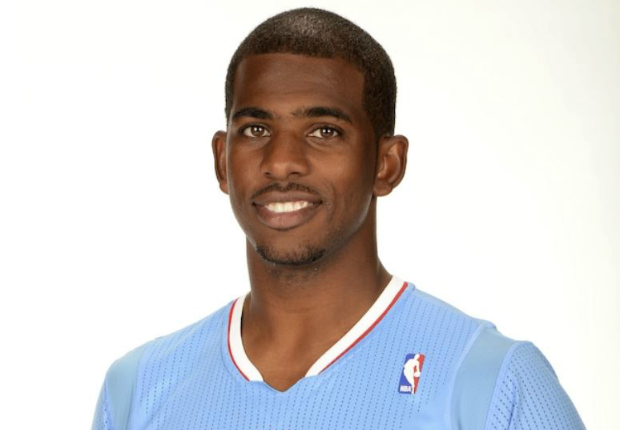 Basketball Player Chris Paul - age: 35