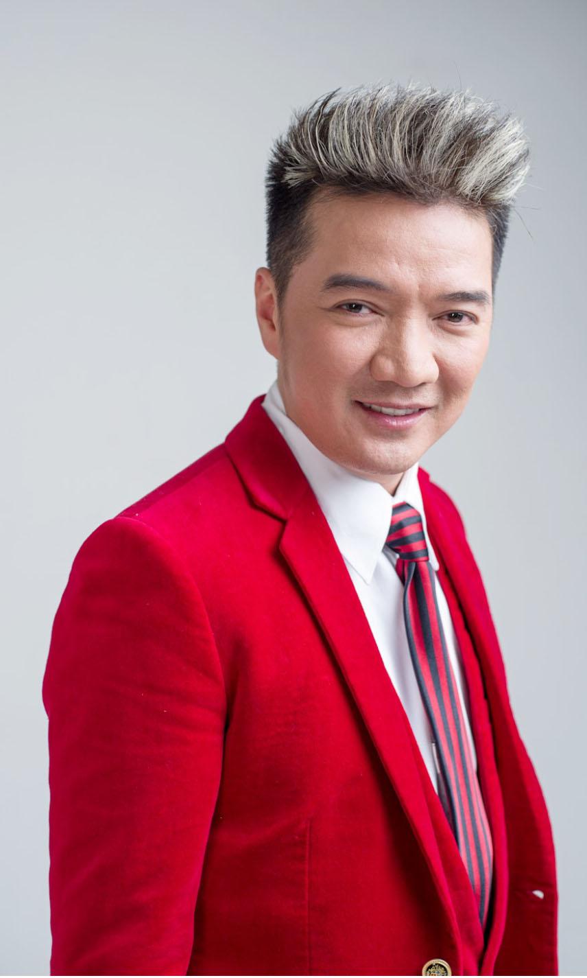 Singer Dam Vinh Hung - age: 49
