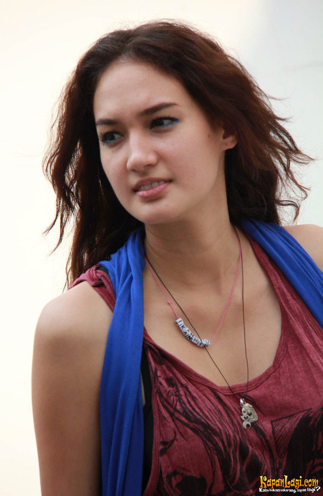 Actress Nadine Chandrawinata  - age: 33