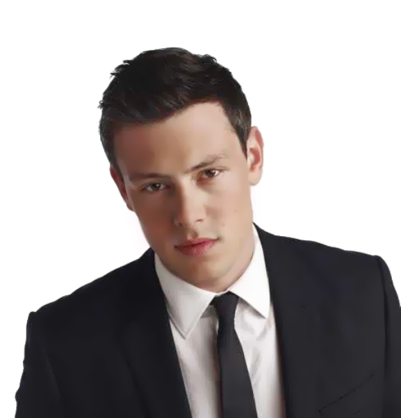 Actor Cory Monteith - age: 31