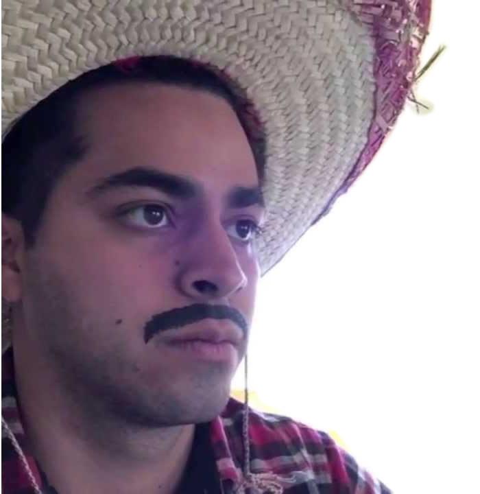 Web Video Star David Lopez - age: 30