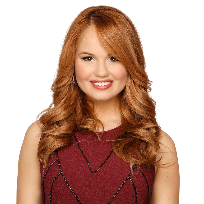 Actress Debby Ryan - age: 24